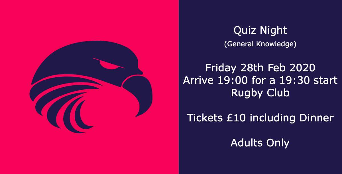 Read more about the article LPR Quiz Night 2020