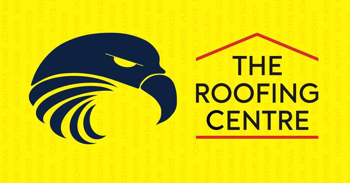 THE ROOFING CENTRE SPONSORS LEIGHTON PARK RANGERS F.C.