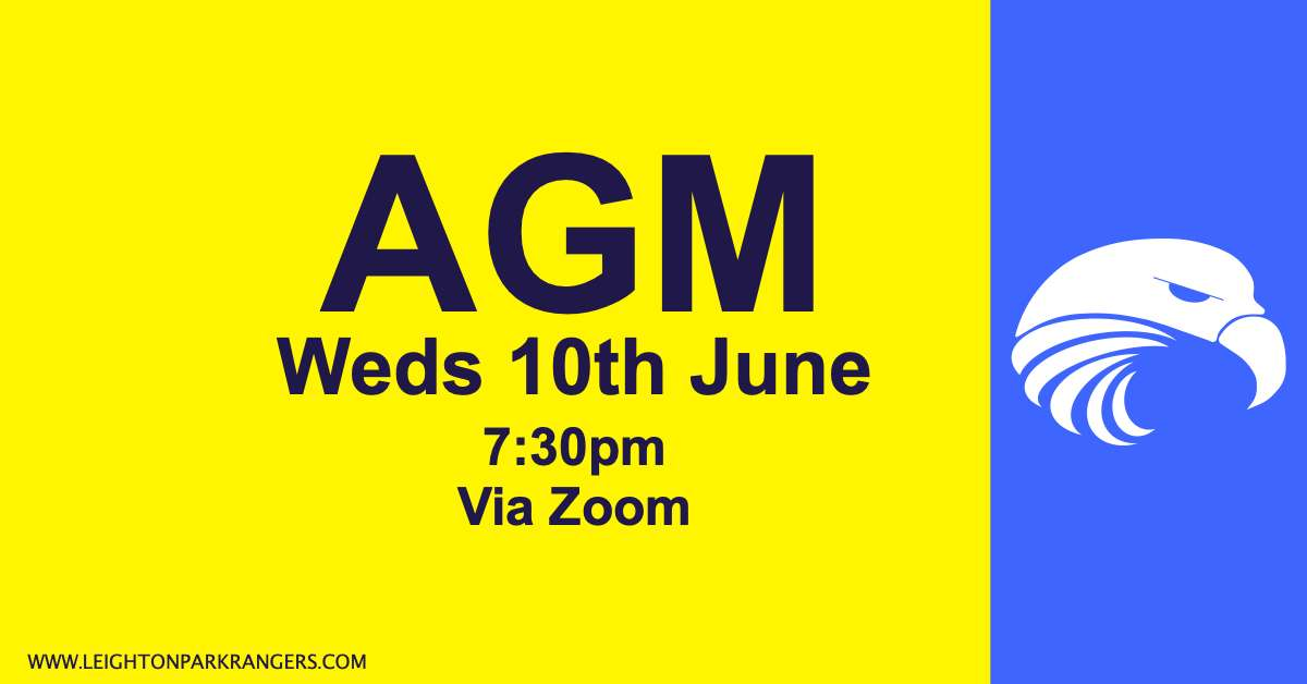 Read more about the article AGM 2020