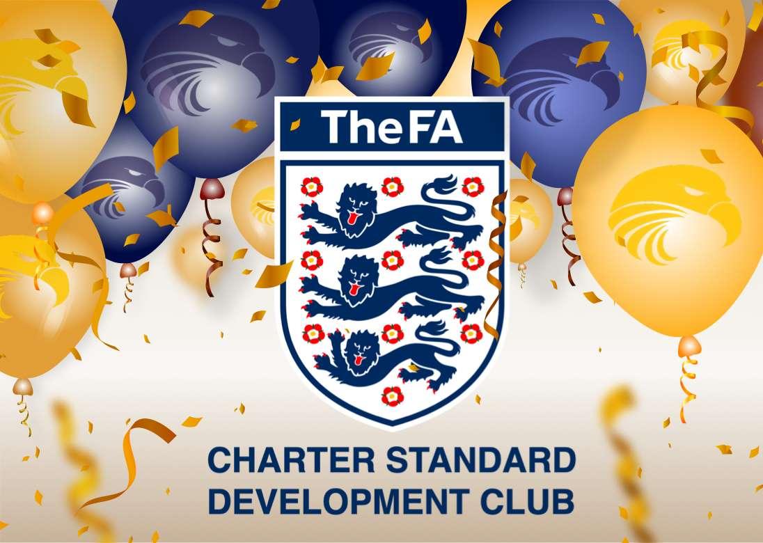 LPR FC AWARDED CHARTERED STANDARD DEVELOPMENT CLUB STATUS
