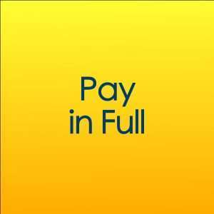 SIGNING-ON PAY IN FULL
