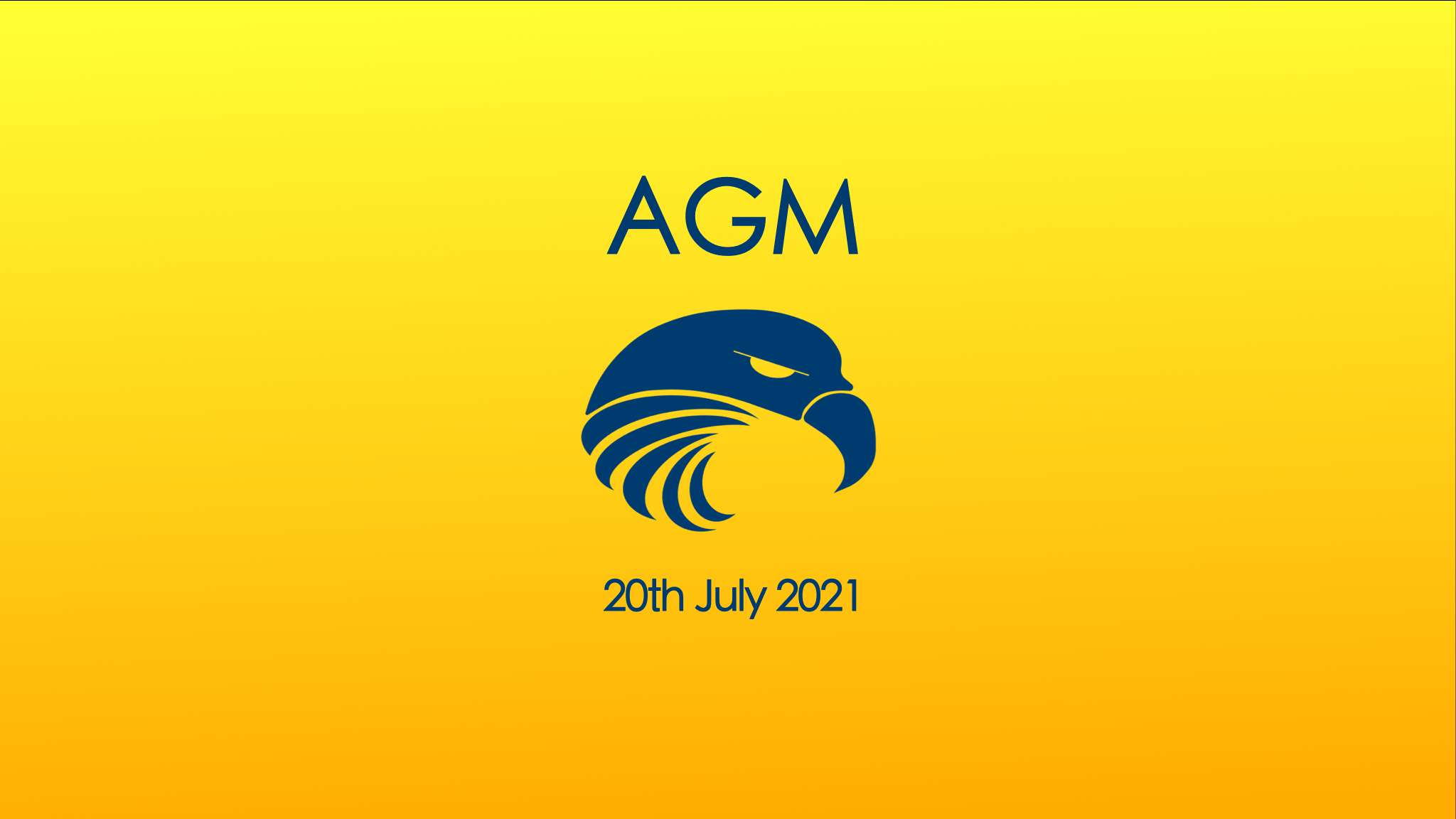 Read more about the article AGM 2021