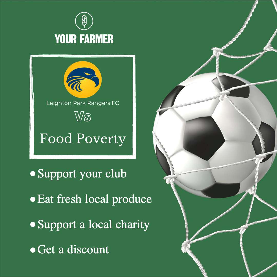 Read more about the article LPR FC & Your Farmer Partner to give back